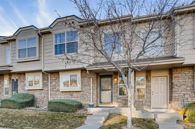 1255 S Zeno Circle C, Aurora, CO 80017 (#2476281) :: The DeGrood Team