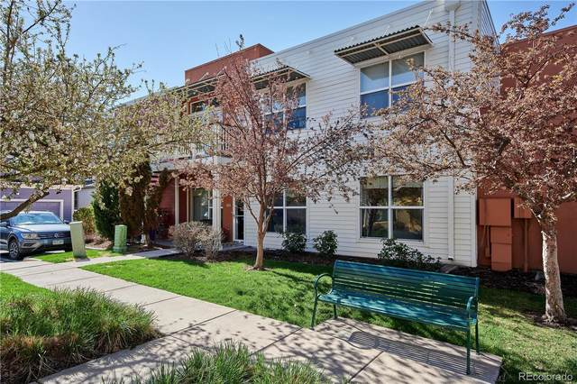 2608 Syracuse Street #102, Denver, CO 80238 (MLS #2476824) :: 8z Real Estate