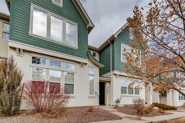 9696 W Hinsdale Place, Littleton, CO 80128 (MLS #2477250) :: Keller Williams Realty