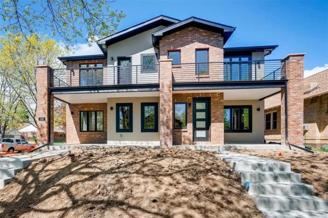 1105 N Adams Street, Denver, CO 80206 (#2477310) :: The Peak Properties Group