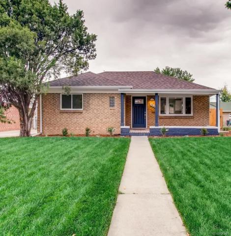 2916 Holly Street, Denver, CO 80207 (#2477317) :: The Peak Properties Group