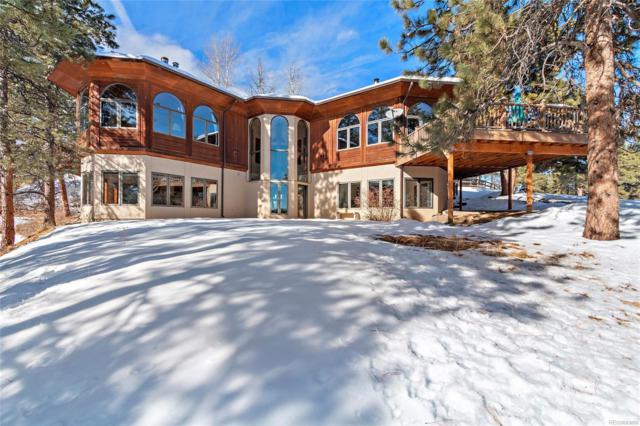 7502 Sourdough Drive, Morrison, CO 80465 (MLS #2477723) :: 8z Real Estate