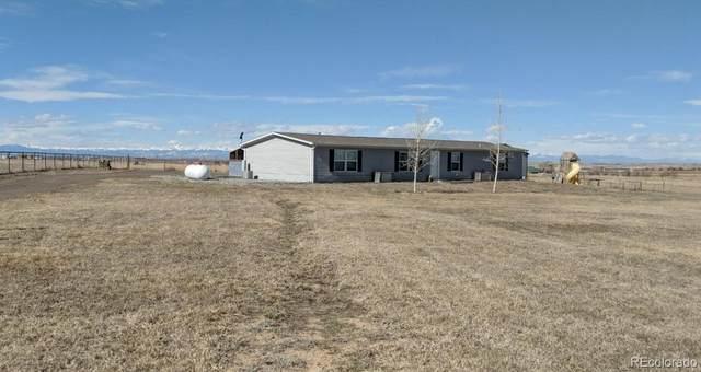 3805 County Road 45, Hudson, CO 80642 (#2478515) :: James Crocker Team