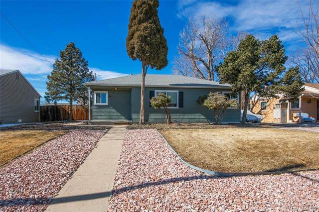 871 S Tejon Street, Denver, CO 80223 (#2478616) :: Chateaux Realty Group