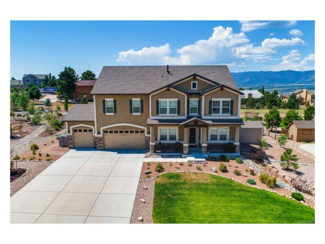 915 Woodmoor Acres Drive, Monument, CO 80132 (MLS #2478668) :: 8z Real Estate