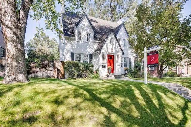 1325 Cherry Street, Denver, CO 80220 (MLS #2479121) :: 8z Real Estate