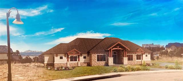 5167 Golden Ridge Court, Parker, CO 80134 (#2479124) :: The Galo Garrido Group
