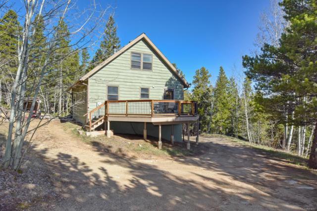 147 Saint Vrain Trail, Ward, CO 80481 (#2479162) :: milehimodern