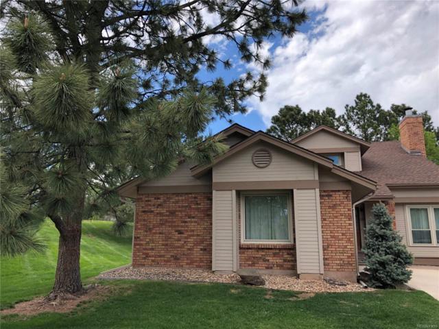 37 Pinyon Pine Road, Littleton, CO 80127 (#2479275) :: The HomeSmiths Team - Keller Williams