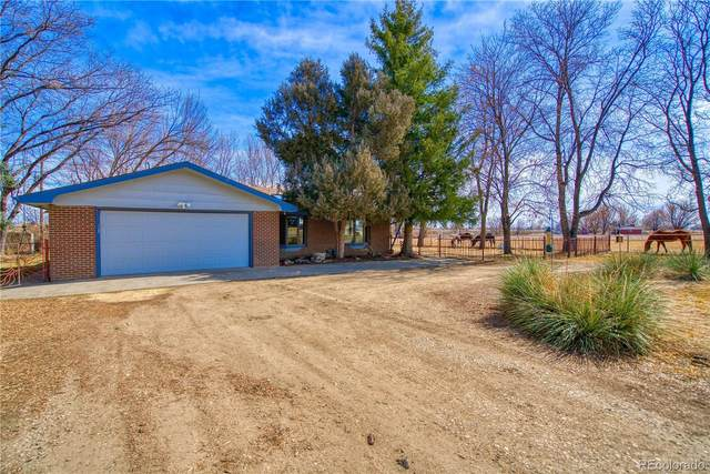 509 State Highway 119, Longmont, CO 80504 (#2479636) :: The Griffith Home Team
