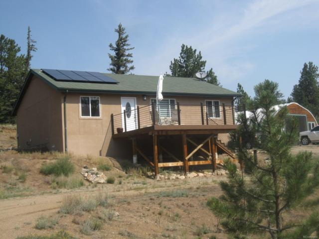 3367 Badger Creek Road, Hartsel, CO 80449 (#2480386) :: The City and Mountains Group