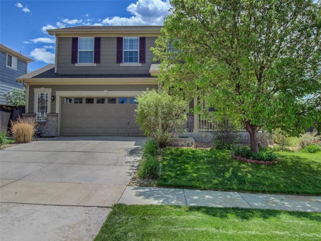 15880 E 106th Way, Commerce City, CO 80022 (#2480394) :: The Pete Cook Home Group