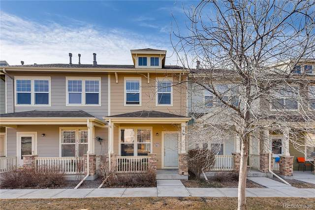 15612 E 96th Way 1-D, Commerce City, CO 80022 (#2480519) :: My Home Team