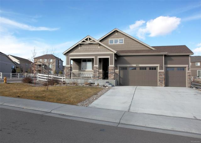 5805 Golden Field Lane, Castle Rock, CO 80104 (#2480895) :: The HomeSmiths Team - Keller Williams