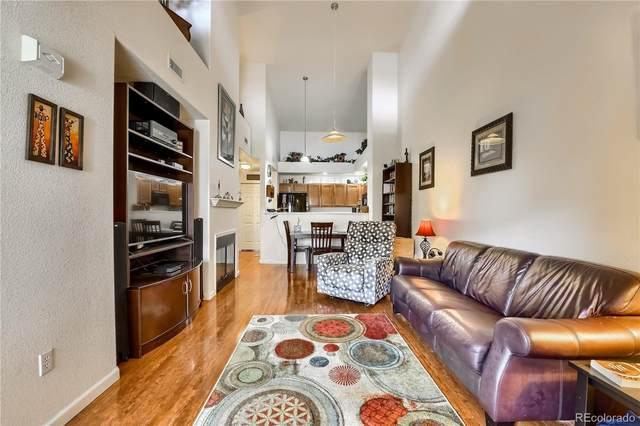 5800 Tower Road #509, Denver, CO 80249 (MLS #2480938) :: 8z Real Estate