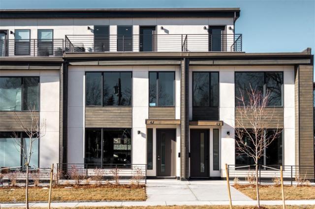 49 N Harrison Street, Denver, CO 80206 (#2481079) :: The Peak Properties Group