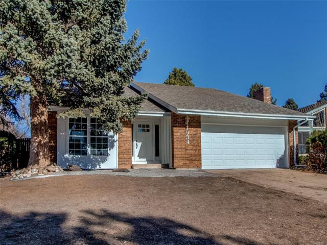 7934 S Trenton Street, Centennial, CO 80112 (#2481164) :: The Heyl Group at Keller Williams