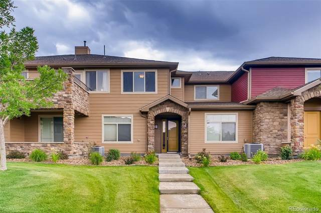 8578 Gold Peak Drive C, Highlands Ranch, CO 80130 (#2481286) :: Kimberly Austin Properties