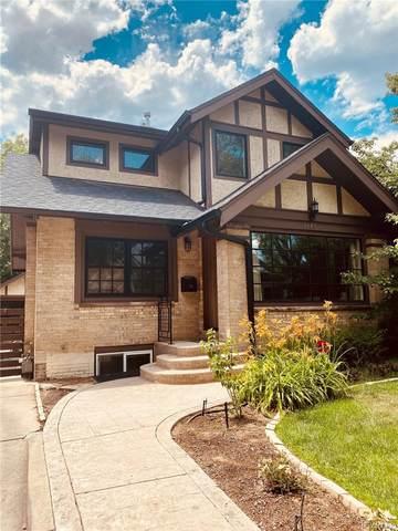 1145 S Vine Street, Denver, CO 80210 (#2481560) :: Bring Home Denver with Keller Williams Downtown Realty LLC