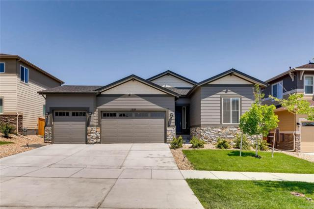 11819 Chipper Lane, Parker, CO 80134 (#2481687) :: The DeGrood Team