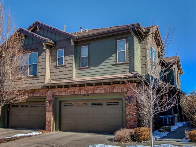 10136 Bluffmont Lane, Lone Tree, CO 80124 (#2481757) :: HomePopper