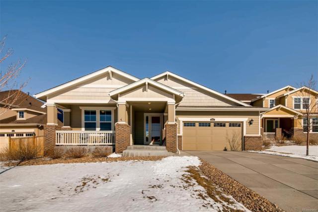 3861 Desert Ridge Circle, Castle Rock, CO 80108 (#2482270) :: HomeSmart Realty Group