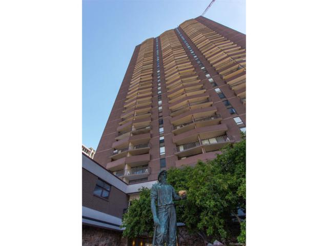1020 15th Street 19L, Denver, CO 80202 (MLS #2482590) :: 8z Real Estate