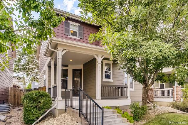 4371 S Hoyt Street, Littleton, CO 80123 (#2482609) :: Bring Home Denver with Keller Williams Downtown Realty LLC