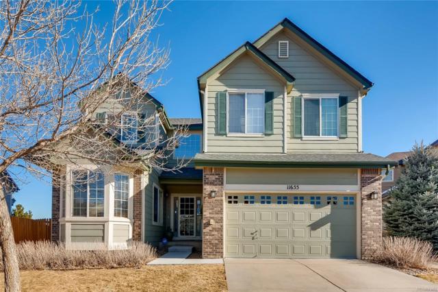 11655 Snowcreek Lane, Parker, CO 80138 (#2482656) :: House Hunters Colorado