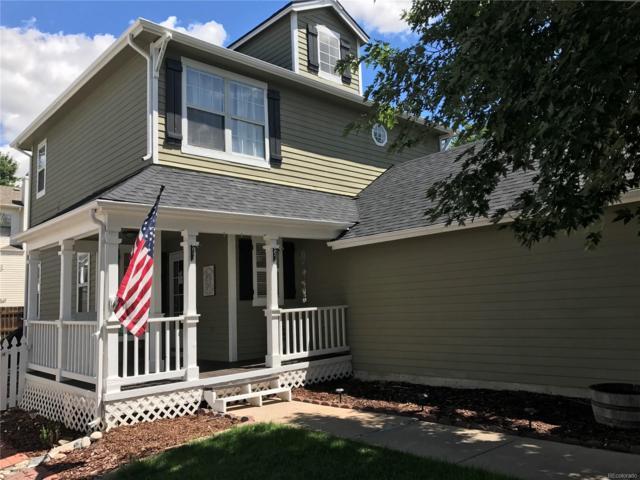 21742 Farmingdale Court, Parker, CO 80138 (MLS #2482707) :: 8z Real Estate