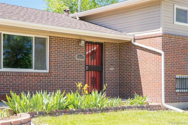 10641 Livingston Drive, Northglenn, CO 80234 (#2482915) :: Bring Home Denver with Keller Williams Downtown Realty LLC