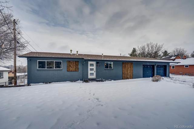 6000 W 8th Avenue, Lakewood, CO 80214 (#2483066) :: Finch & Gable Real Estate Co.