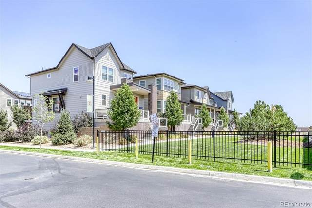 4100 Albion Street #1118, Denver, CO 80216 (#2483109) :: The Heyl Group at Keller Williams