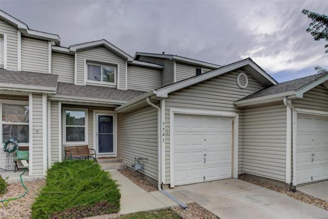 7741 S Kalispell Court, Englewood, CO 80112 (#2483132) :: The City and Mountains Group