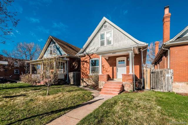 2507 N Race Street, Denver, CO 80205 (#2483881) :: Wisdom Real Estate