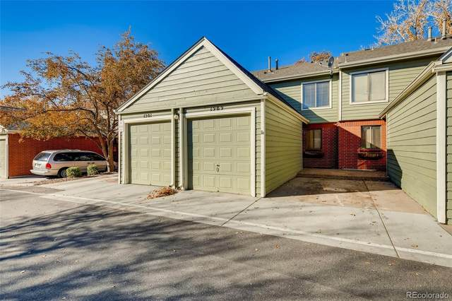 7474 E Arkansas Avenue #1202, Denver, CO 80231 (#2483911) :: Peak Properties Group
