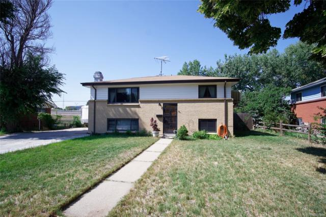 13491 Fitzsimons Way, Aurora, CO 80011 (#2484562) :: The City and Mountains Group