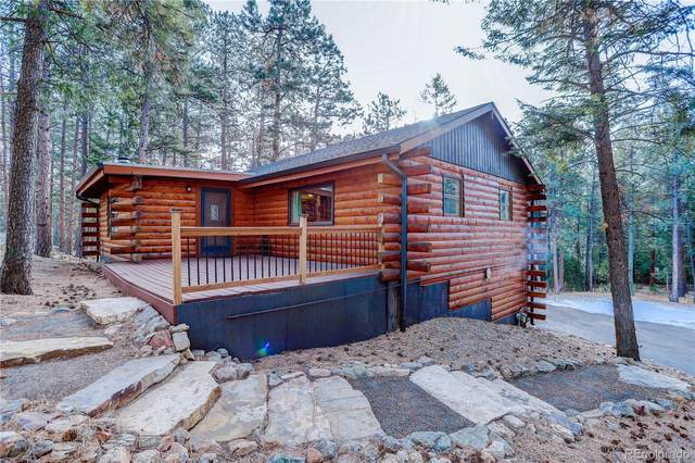 8056 Centaur Drive, Evergreen, CO 80439 (#2484666) :: Realty ONE Group Five Star
