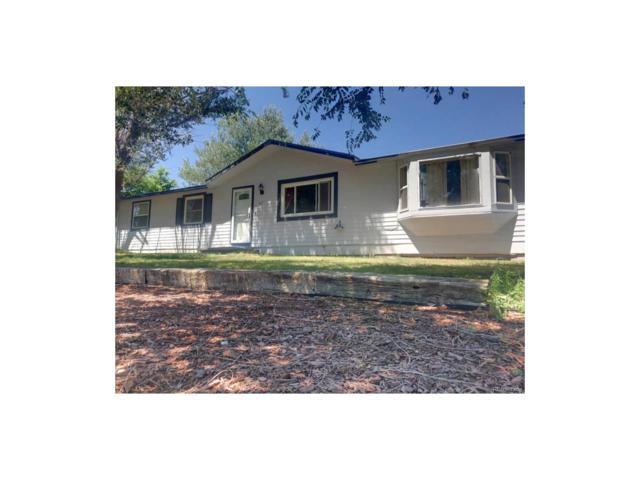 855 O Avenue, Limon, CO 80828 (MLS #2484750) :: 8z Real Estate