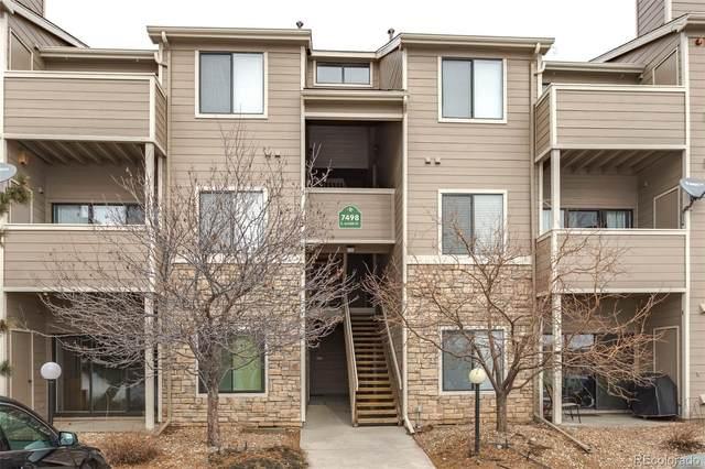7498 S Alkire Street #304, Littleton, CO 80127 (MLS #2484911) :: 8z Real Estate