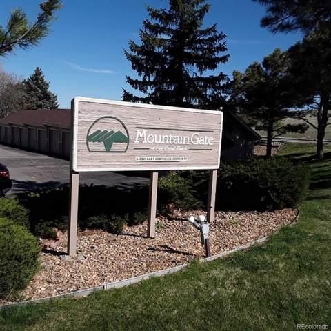7414 S Alkire Street #302, Littleton, CO 80127 (MLS #2485477) :: 8z Real Estate