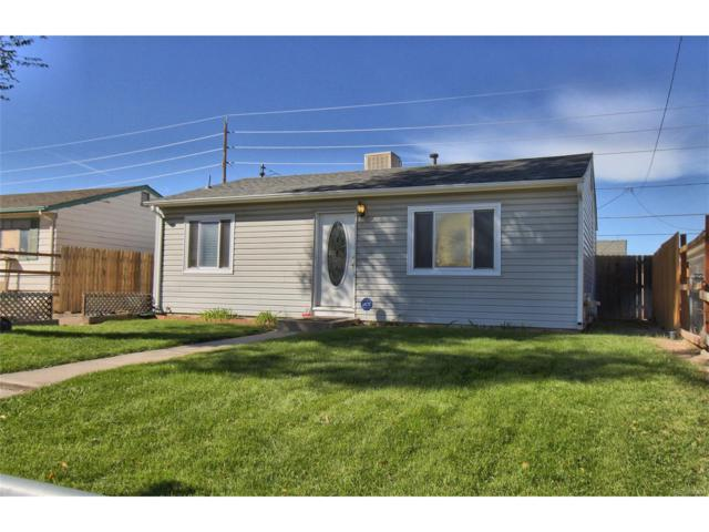 7841 Hollywood Street, Commerce City, CO 80022 (MLS #2485602) :: Group 46:10 Northern Colorado