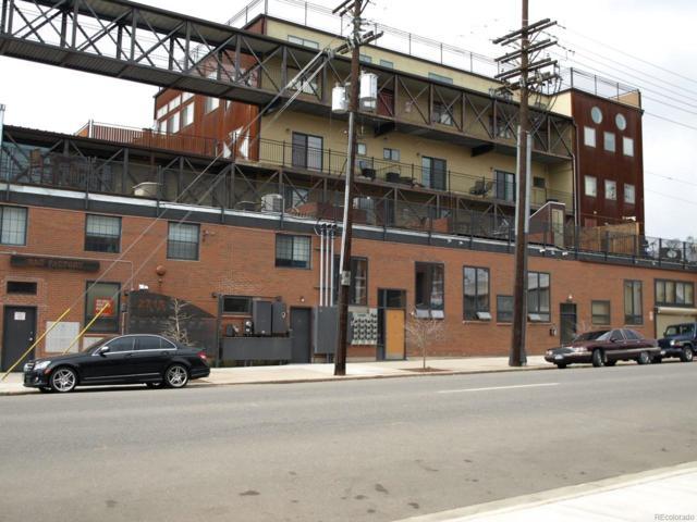 2715 Blake Street #302, Denver, CO 80205 (#2485622) :: The Healey Group