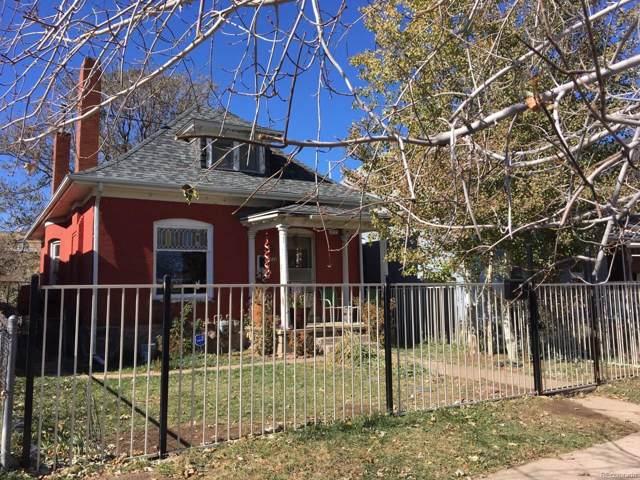 3533 N Humboldt Street, Denver, CO 80205 (#2486126) :: The Healey Group