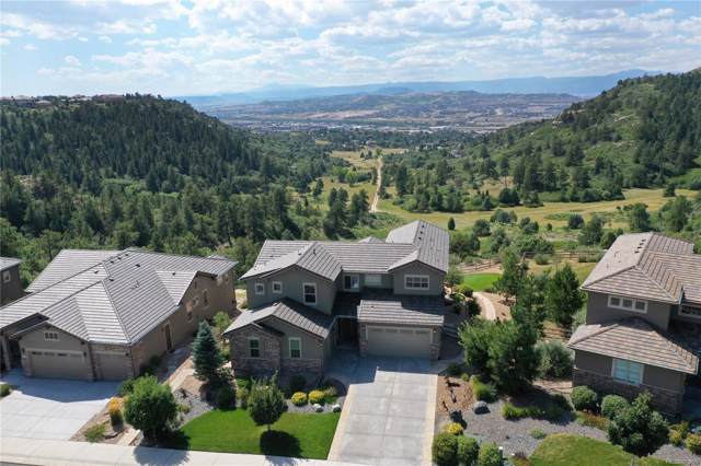 402 Galaxy Drive, Castle Rock, CO 80108 (#2486150) :: The HomeSmiths Team - Keller Williams