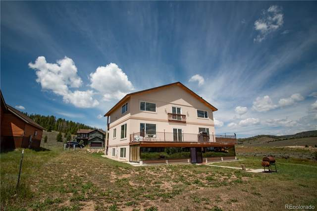 101 Gcr 5141, Tabernash, CO 80478 (#2486397) :: Chateaux Realty Group