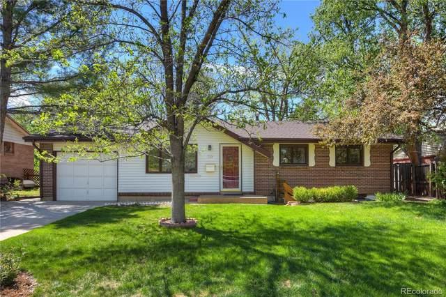 715 S 43rd Street, Boulder, CO 80305 (#2486575) :: West + Main Homes