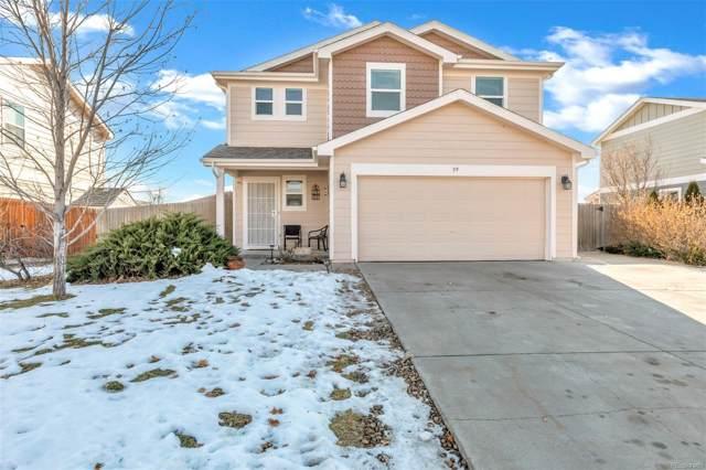 59 Shenandoah Way, Lochbuie, CO 80603 (MLS #2487303) :: 8z Real Estate