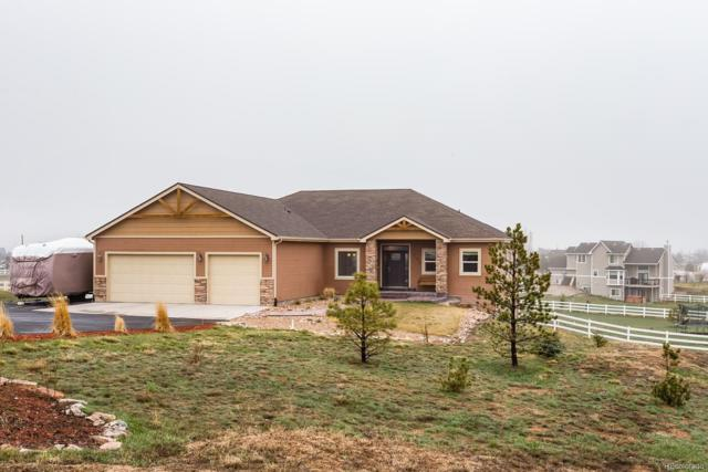 41175 Round Hill Circle, Parker, CO 80138 (#2487326) :: Compass Colorado Realty