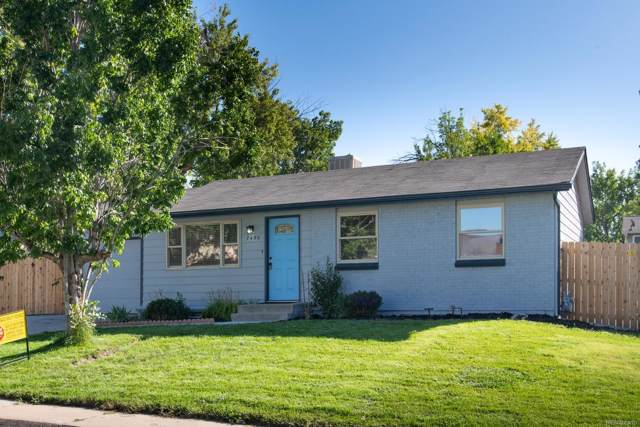 7490 Newland Street, Arvada, CO 80003 (#2488030) :: The Tamborra Team